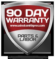 Las Vegas Locksmith Pros 90 Day Warranty icon