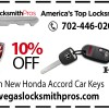 Key Replacement for Honda Accord's Save 10%!