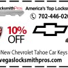 Save 10% On Key Replacements For Your Chevrolet Tahoe!
