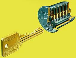 Medeco-Lock-Rekeying