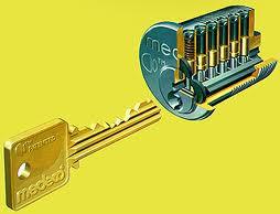Medeco-Lock-Rekeying