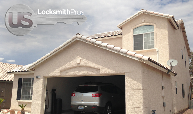 Sunrise-Manor-Home-With-Locksmith-Pros-Logo